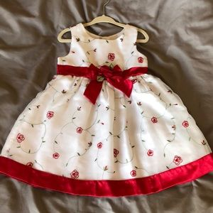 Other - Elegant toddler dress 24 months